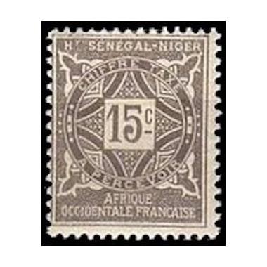 Hau Sene Niger TA N° 10 Neuf *