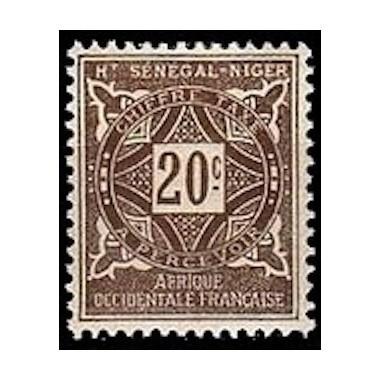Hau Sene Niger TA N° 11 Neuf *