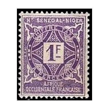 Hau Sene Niger TA N° 15 Neuf *