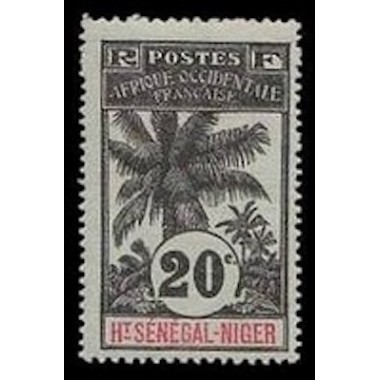 Hau Sene Niger N° 07 Obli