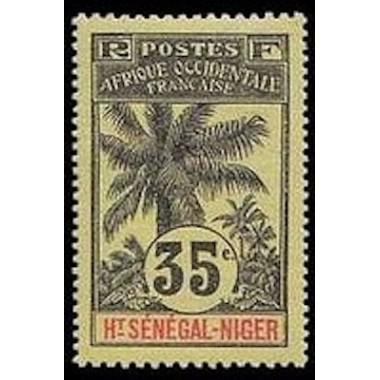 Hau Sene Niger N° 10 Obli