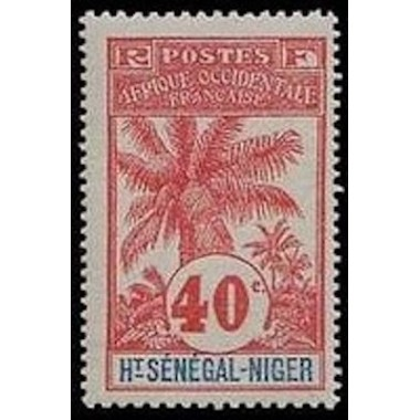 Hau Sene Niger N° 11 Obli