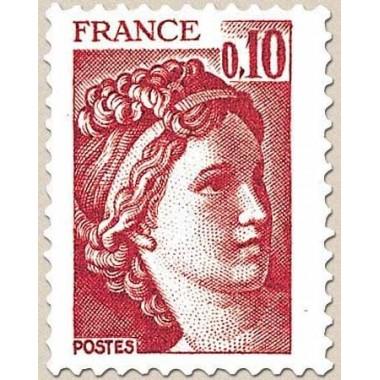 FR N° 1965 Oblit