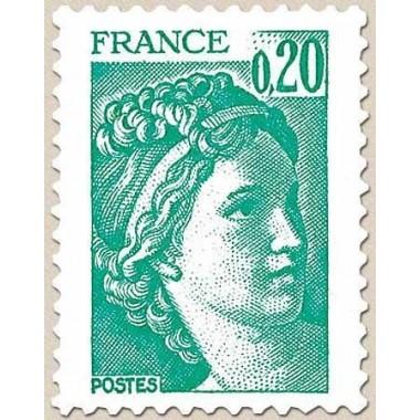 FR N° 1967 Oblit