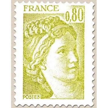 FR N° 1971 Oblit