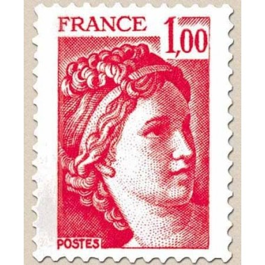 FR N° 1972 Oblit