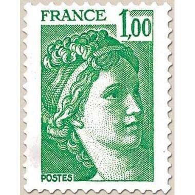 FR N° 1973 Oblit