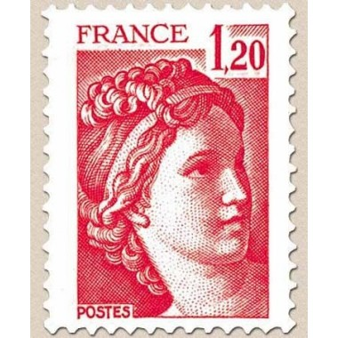 FR N° 1974 Oblit