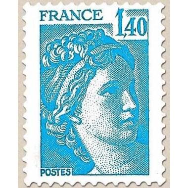 FR N° 1975 Oblit