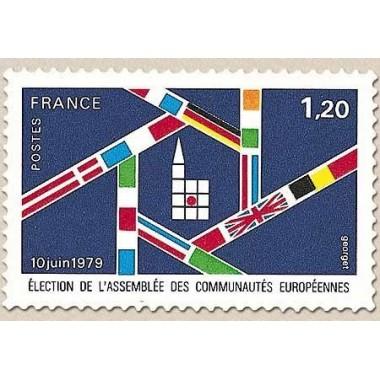 FR N° 2050 Oblit