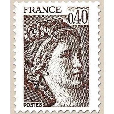 FR N° 2118 Oblit
