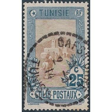 Tunisie CP N° 04 Obli