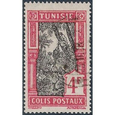 Tunisie CP N° 22 Obli