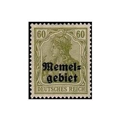 Memel  PA N° 03 N *