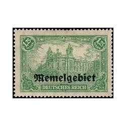 Memel  N° 014 N *