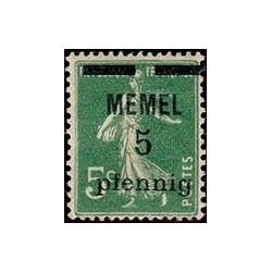 Memel  N° 018 N *