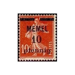 Memel  N° 019 N *