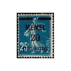Memel  N° 020 N *