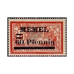 Memel  N° 034 N *