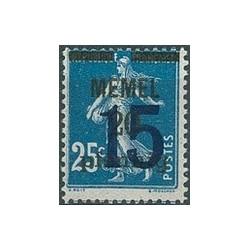 Memel  N° 039 N *