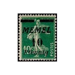 Memel  N° 047 N *