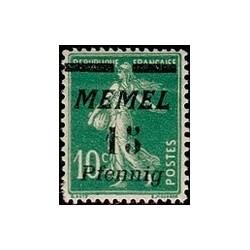 Memel  N° 048 N *