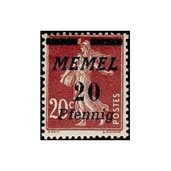 Memel  N° 049 N *