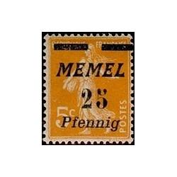 Memel  N° 051 N *