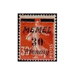 Memel  N° 052 N *