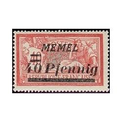 Memel  N° 053 N *