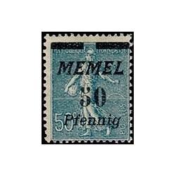 Memel  N° 054 N *