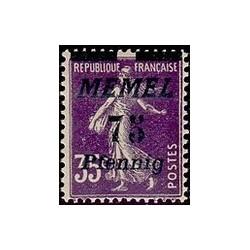 Memel  N° 055 N *