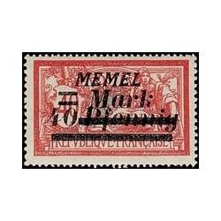 Memel  N° 084 N *
