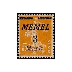Memel  N° 086 N *