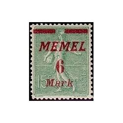 Memel  N° 087 N *