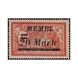 Memel  N° 090 N *