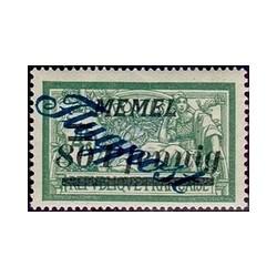Memel  PA N° 09 N *