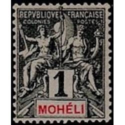 Moheli  N° 001 N *
