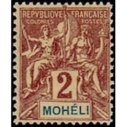 Moheli  N° 002 N *
