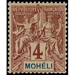 Moheli  N° 003 N *