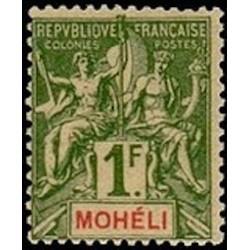 Moheli  N° 014 N *