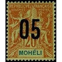 Moheli  N° 018 N *