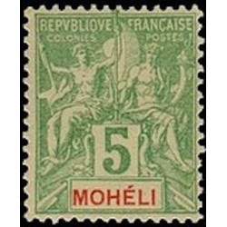 Moheli  N° 004 Obli