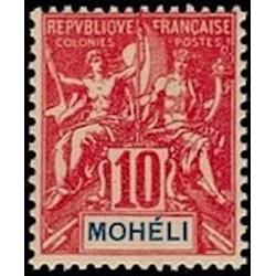 Moheli  N° 005 Obli