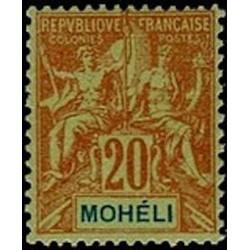 Moheli  N° 006 Obli