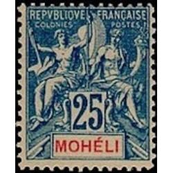 Moheli  N° 007 Obli