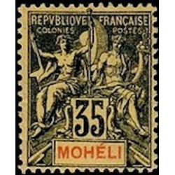 Moheli  N° 009 Obli