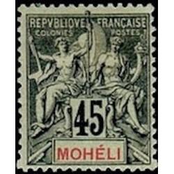 Moheli  N° 011 Obli