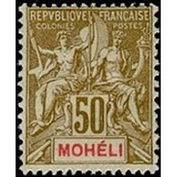 Moheli  N° 012 Obli