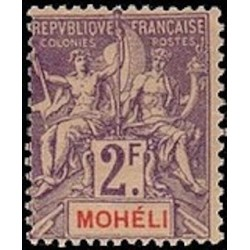 Moheli  N° 015 Obli